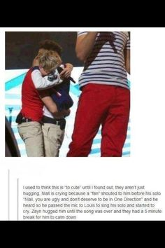 Niall is amazing. I am sick of management turning down his mic or fans yelling. Niall is as part of one direction as all the other boys. And that fan should be ashamed. Who ever did that shouldn't be considered a directoner cuz they need to grow the fuck up. Niall Is amazing, they all are