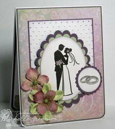 images inkadinkado wedding | Challenge #1 (3pm EST): Make a RING card!