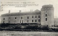Chateau de Chalais