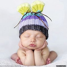 So stinkin' cute! Makes me want to have another one...LOL!