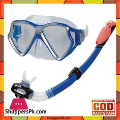 d82b7943875 Buy Intex Silicone Aviator Pro Swimming Diving Mask and Snorkel Set  55960  at Best Price in Pakistan