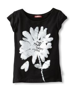 brilliant design idea for bleach pen t-shirt embellishing