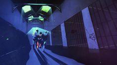 La Minute du prisonnier [generique]. Prod: w2p studio Direction/Animation: Lasserre laurent Direction Artistique: Romain lier Musique: chute on vous ecoute  http://www.behance.net/gallery/La-Minute-du-prisonnier-generique/10668943