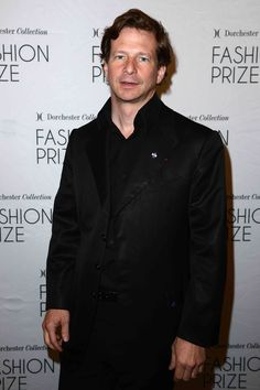 Lorenz Baumer attends the 2013 Launch of the Dorchester Collection Fashion Prize 2013 at Hotel Plaza Athenee (Photo by Pascal Le Segretain/Getty Images)