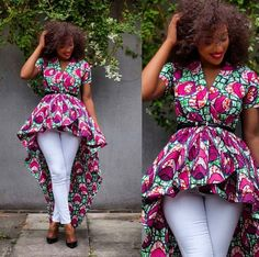 African Clothing for women African print dress Ankara dress African Attire, African Wear, African Women, African Dress, African Style, Latest African Fashion Dresses, African Print Fashion, Ankara Fashion, Africa Fashion