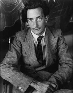 Brassaï-Salvador Dali ( 1932-33)