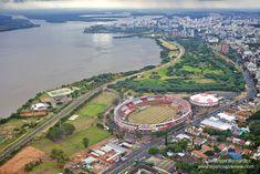 O Estádio Beira-Rio #beirario #inter