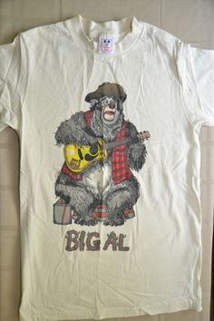 Big Al Country Bears Disney shirt
