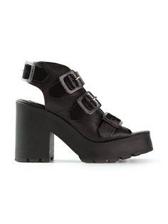 Miista 'Amber' Buckled Sandals