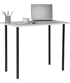 Buy Hygena Basham Office Desk - White at Argos.co.uk - Your Online ...