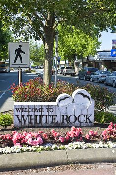 Welcome to White Rock Vancouver City, Vancouver Island, Places To See, Places Ive Been, The Great White, Quebec City, You're Beautiful, Surrey, Day Trip