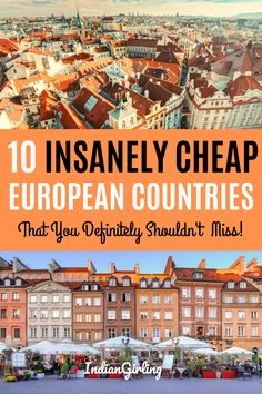 Top 10 Cheapest Countries To Visit in Europe (and around) in 2019 - Our Family Passport - Nature travel Travel Europe Cheap, Europe On A Budget, Europe Travel Guide, Europe Destinations, Budget Travel, Travel Guides, Travelling Europe, European Travel, Traveling