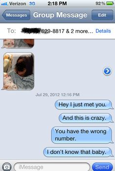 The 28 Most Flawless Responses To A Wrong Number Text...LOL!