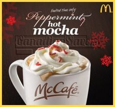 McDonald's Deal: Get a Small McCafé Drink for $1! - Canadian Savers