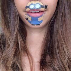There has been lots of interest in lip art, and thanks to Laura Chapman we now have a brilliant step-by-step guide to show you how it's done.
