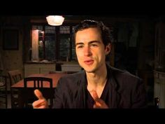 "The Book Thief: Ben Schnetzer ""Max"" On Set Movie Interview - YouTube"