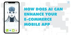 The relation of #AI and #e-commerce apps is something which expresses more than meets the eyes....not sure of, but willing to know further then read this blog further