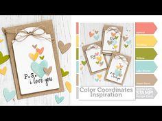 Color Coordinates: Sweet Pea - Simon Says Stamp Blog