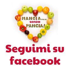segui Mangia senza Pancia su facebook Salad Recipes, Vegan Recipes, Pasta E Fagioli, 20 Min, Going Vegan, Crepes, Biscotti, Good Food, Food Porn
