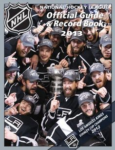 National Hockey League Official Guide & Record « Ever Lasting Game