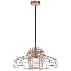 freedom furniture copper pendant - Google Search