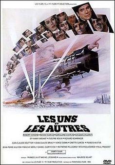 Les uns et les autres - Claude Lelouch. Like Yentl, know all the lyrics by heart...