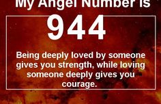 Angel Number 944 and its Meaning