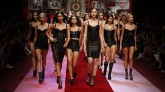 Dolce&Gabbana Women's Spring Summer 2018 Collection: discover the new collection and the Fashion Show through the Photogallery and the Runway Video.
