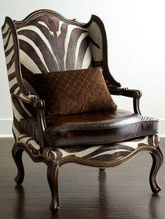 Massoud Furniture. To match those bar stools.