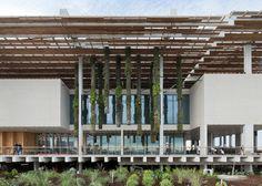 Herzog & De Meuron Pérez Art Museum creates new 'vernacular' for Miami / @Dezeen magazine magazine   #floriderio