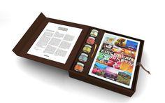 Globe-Trotting Cookbooks     Food & Wine
