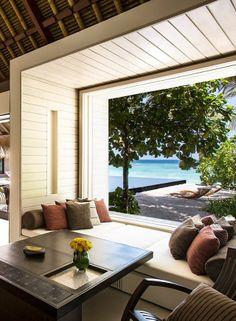 Cheval Blanc Randheli Resort (The Maldives) Travel Centre Maldives // info@tcmaldives.com // www.budgetresortsmaldives.com // www.travelcentremaldives.com