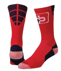 Profeet and Goal Custom Crew Logo basketball socks style are a perfect addition to any custom uniform. Logo Basketball, Basketball Socks, Knee High Socks, Ankle Socks, Custom Socks, Team Uniforms, Sport Socks, Fashion Socks, American Made