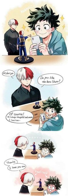 Best Collection of funny tododeku pictures on iFunny