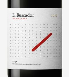 40 Wine Labels That'll Delight You