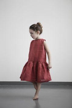 Cutest lil red dress. Muku