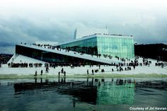 The European Commission and the Fundació Mies van der Rohe announced on the of April that the Norwegian National Opera & Ballet, Oslo, Norway by Snøhetta is the winner of the European Union Prize for Contemporary Architecture – Mies van der Rohe Award Public Architecture, Interior Architecture, Creative Architecture, Landscape Architecture, Interior Design, Pavillion Design, Oslo Opera House, Facade Design, Brutalist