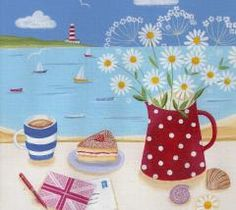 Illustration for Cards & Magazines | Suffolk Illustrator Lucy Grossmith