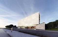 Gallery of OSPA Wins Competition to Design Brazilian Sports Campus in Canoas - 1