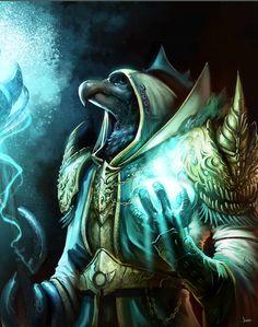 sorcerer of tzenth by faroldjo.deviantart.com on @deviantART