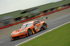 Team LNT Dominate Britcar Snetterton Return