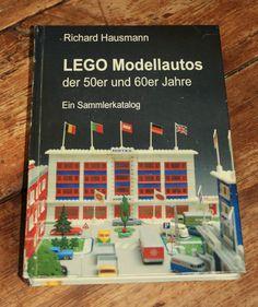 LEGO 1:87 Modellautos der 50er und 60er Jahre von Richard Hausmann | eBay