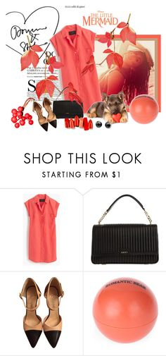 """""""elegancja"""" by margo47 ❤ liked on Polyvore featuring J.Crew, WALL, DKNY and Chanel"""