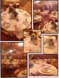 Kelly's barn vintage wedding!