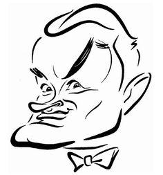 Bob Hope  Artist: John Kascht  website: http://www.johnkascht.com/