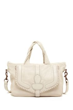 Pretty sure I pinned this bag already, but i seriously need it in my life. It's gorgeous. Liebeskind Elina Vintage Satchel.
