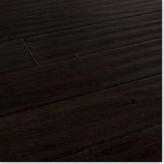 BuildDirect®: Yanchi Bamboo - Stained Horizontal Handscraped Collection  I think this will go in my new glamour bedroom.