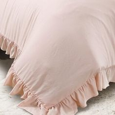 Comforters & Comforter Sets You'll Love in 2021 | Wayfair Twin Xl Comforter, Bedding Sets, Light Pink Comforter, Shabby Chic Material, Blush, Decoration, 1 Piece, Comforters, Pillows