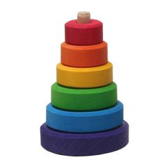 Wooden stacking toys and nesting toys. Wooden baby toys and natural baby toys from Bella Luna Toys. Grimm's Toys, Baby Toys, Montessori Toddler, Montessori Toys, Natural Toys, Natural Baby, Wooden Wagon, Stacking Toys, Stacking Blocks