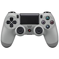 Bli med på PlayStations 20 års jubileum med denne spesiallagde håndkontrollen i to gråtoner og original PlayStation logo.